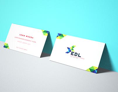 EDL Tax Consultants - Branding