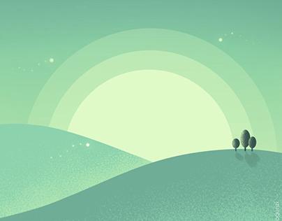 nature illustration 3
