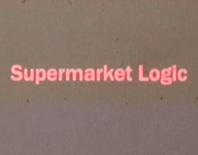 Supermarket Logic