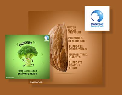Danone Nutrition Week Creative