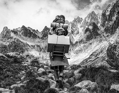 Sherpas of High Tatra Mountains