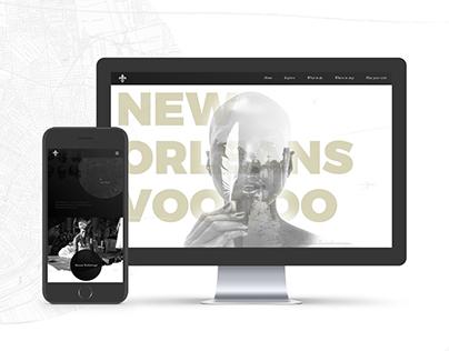 New Orleans Voodoo Website