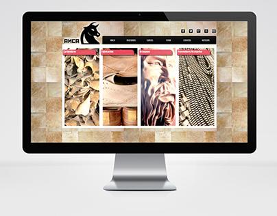 ANCA - Website
