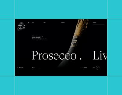 Zonin Prosecco: Cuvée 1821