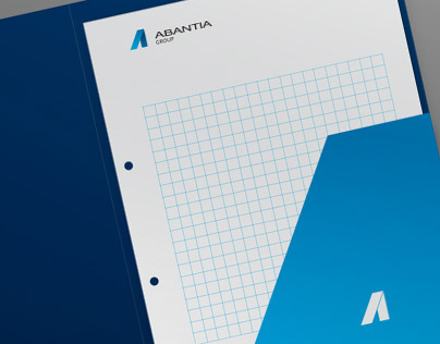 ABANTIA consult. Restyling. Corporate Identity