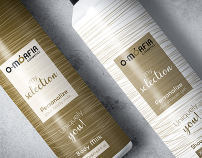O-morfia Cosmetics Body & Sun care products - Packaging