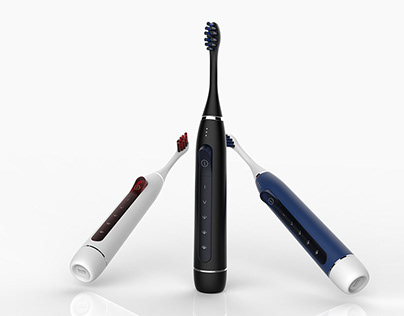 Electric Toothbrush Industrial Design