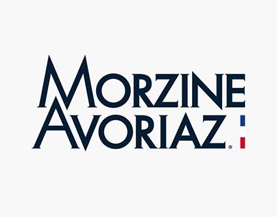 MORZINE AVORIAZ Rebranding