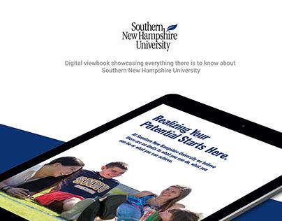Southern New Hampshire University Interactive Viewbook