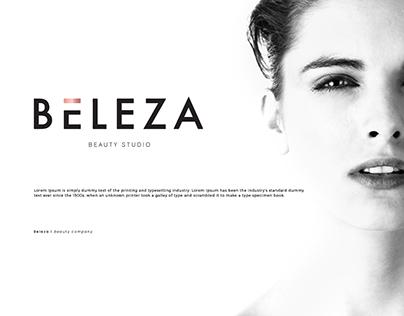 Beleza Logo Design