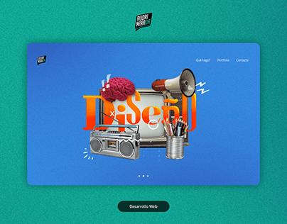 Rodri Mirror | Web Design | Portfolio