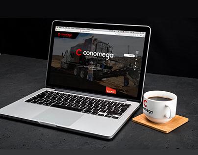 Conomega / Logotipo /Branding