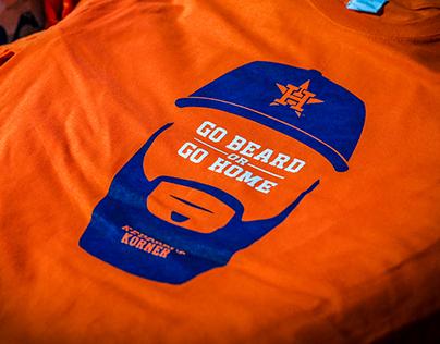 "Houston Astros ""Keuchel's Korner"" Campaign"