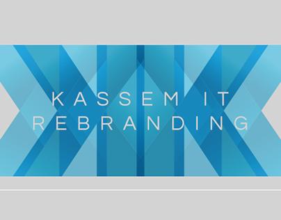 Kassem IT Rebranding