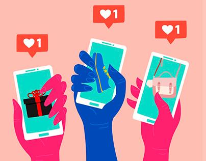 Como aumentar as vendas com o Instagram em 2019