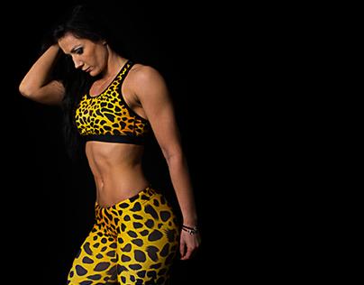 Panther Active Wear Set
