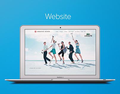 Kreative Koven Lifestyle Website