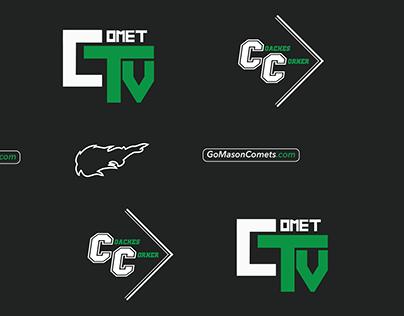 Coaches Corner Logo & Backdrop