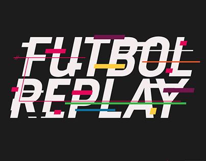 Futbol Replay Channel Branding