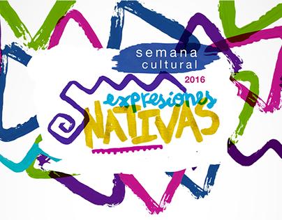 Semana Cultural FEUTPL 2016/EXPRESIONES NATIVAS