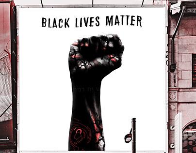 Black Lives Matter | Fist of Fury