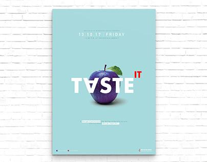 Taste it: Design Conference