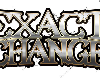 Exact Change logo design