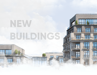 One Page New Buildings