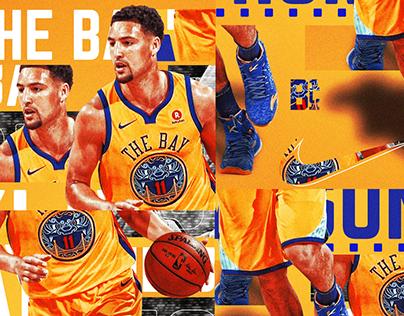 NBA Fan-art | Klay Thompson