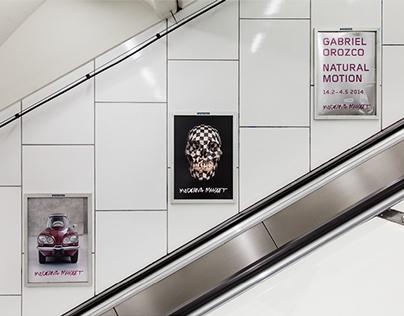 Moderna Museet – Gabriel Orozco 2014