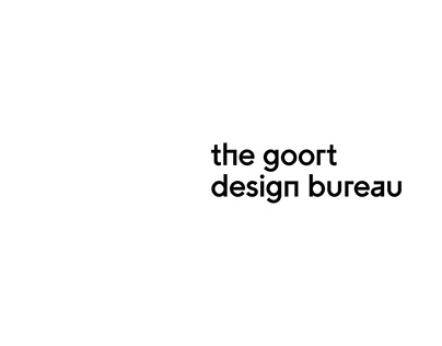 "Logo Animation for ""the goort design bureau"""