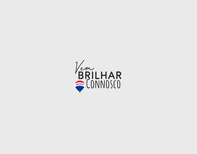 Vem Brilhar Connosco - Social Media