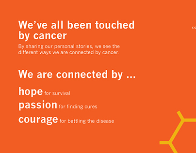 Novartis Oncology: Connected By Stories