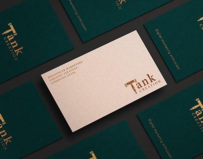 Digital Marketing Enthusiast - Tank - Branding