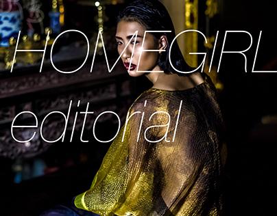 Homegirl - editorial