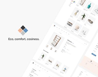 Online Furniture Store | E-commerce