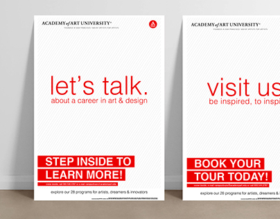 Poster Series - Academy of Art University