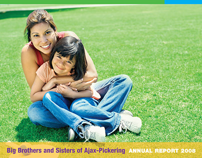 BBBS Ajax-Pickering Annual Report