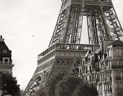 Eiffel Tower   Freelance