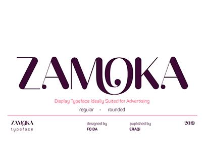 ZAMOKA Font