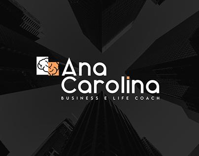 Logo | Identidade Digital - Coach Ana Carolina