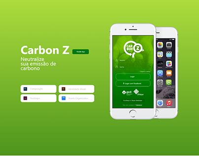 UI Design CarbonZ App
