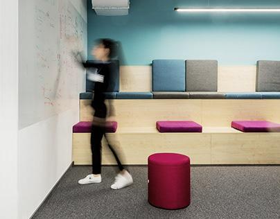 It office. Peterburg