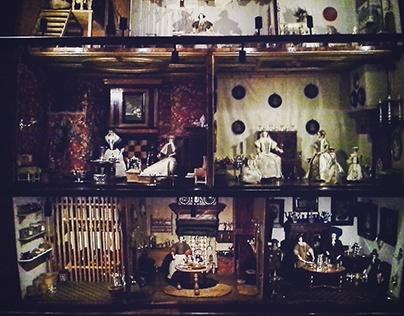 Dollhouse, Rijksmuseum