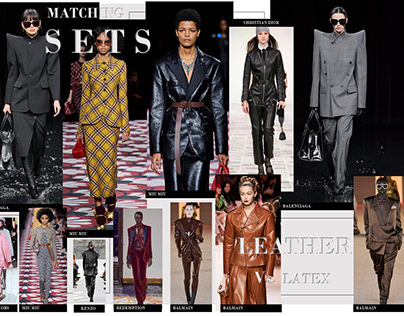 TREND REPORT AW20/21