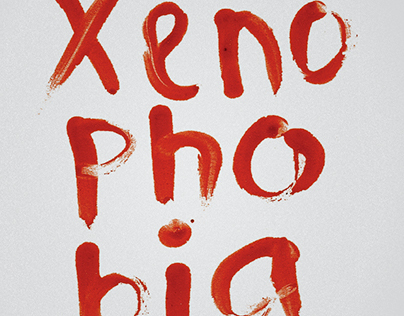 Xenophobia, Writing is on the wall...
