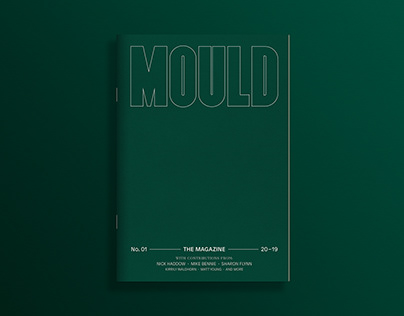 MOULD: The Magazine – No. 01