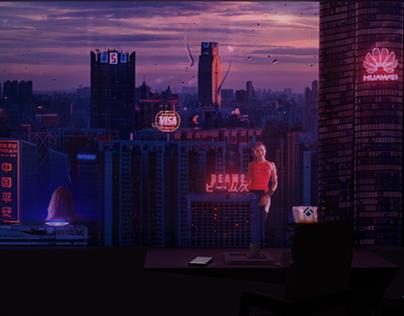 Hong Kong 2046