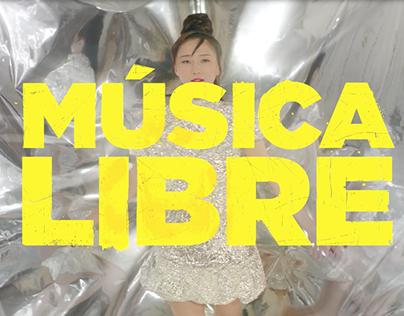 Claro I Música libre