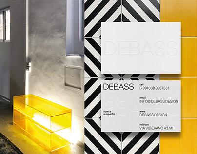 Debass Design | Brand identity